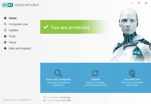i migliori antivirus