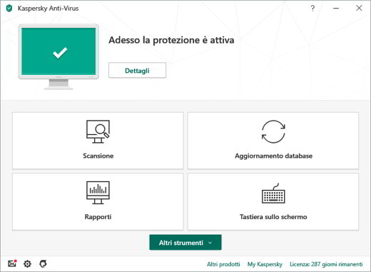 classifica antivirus