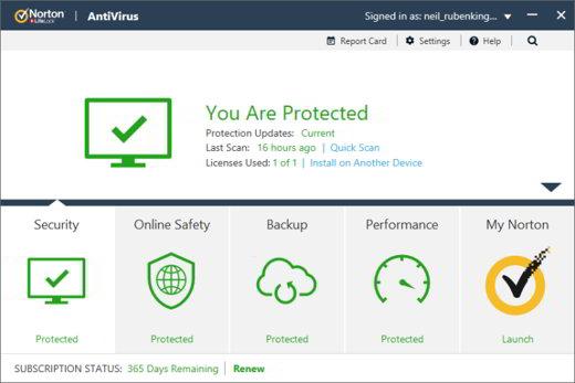 il miglior antivirus
