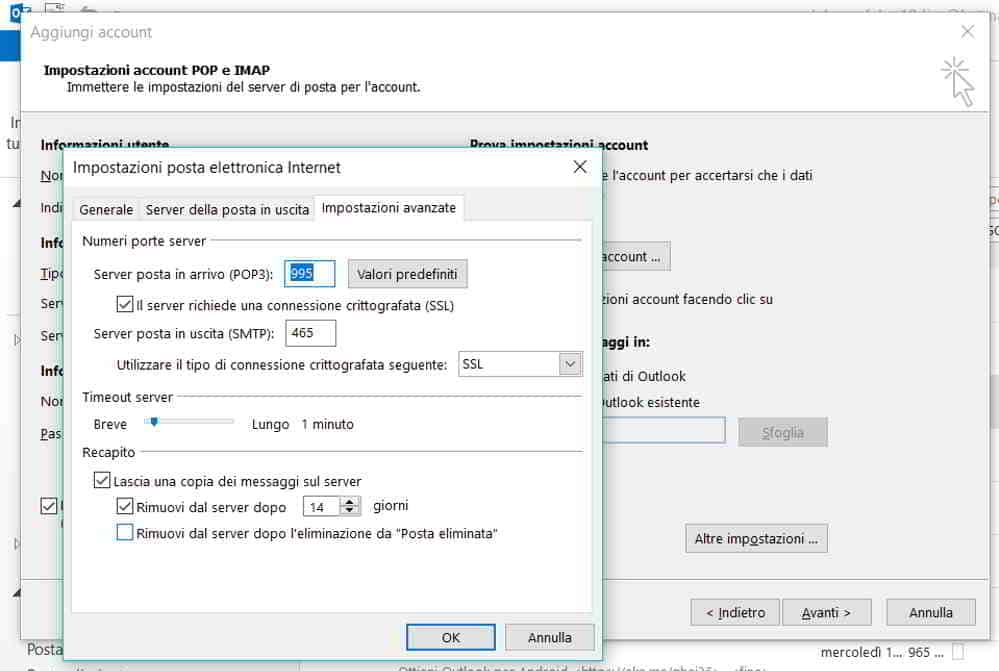 webmail domini aruba