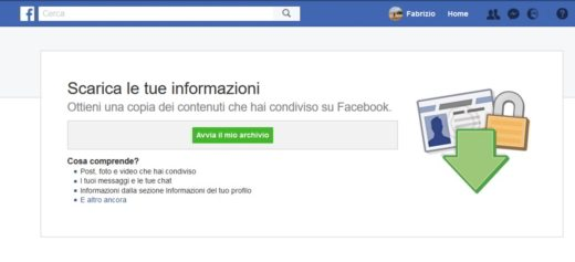 Come recuperare foto e video su Facebook