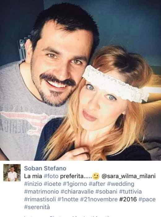 Wilma e Stefano di Matrimonio a prima vista 2 Italia