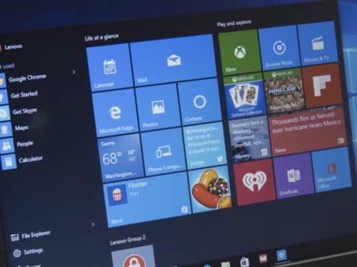 come installare le app di Windows 10 su SD