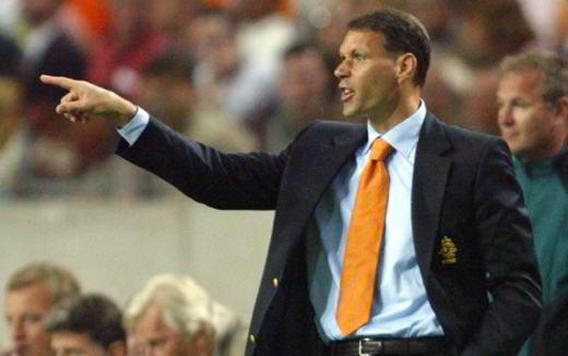 Van Basten allenatore dell'Olanda