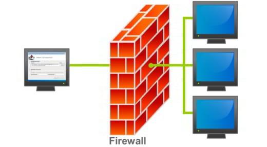 Firewall di Windows 10