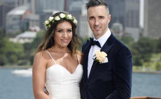 Anthony e Nadia Matrimonio a prima vista Australia