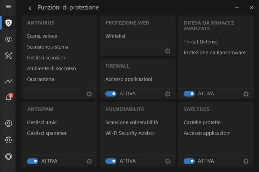 antivirus in windows 10