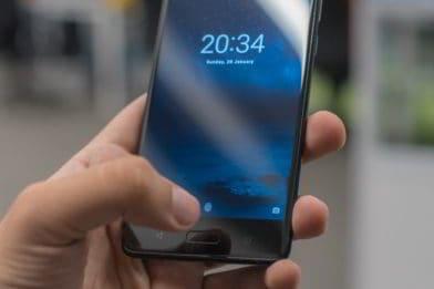 come catturare schermata nokia 8 392x261 1 - Come fare screenshot Nokia 8