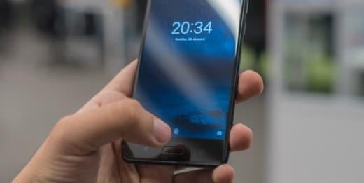 Come salvare schermata su Nokia 8