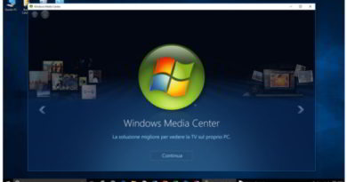 come installare windows media center su windows 10 390x205 1 - Come installare Windows Media Center su Windows 10