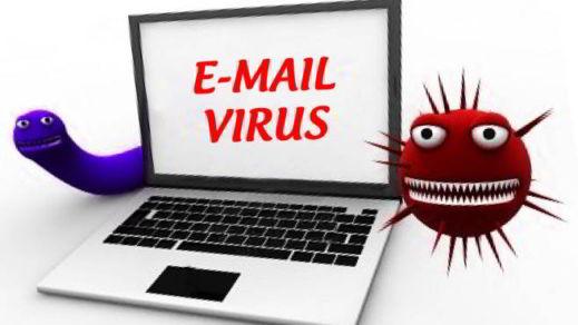 Non aprire allegati email