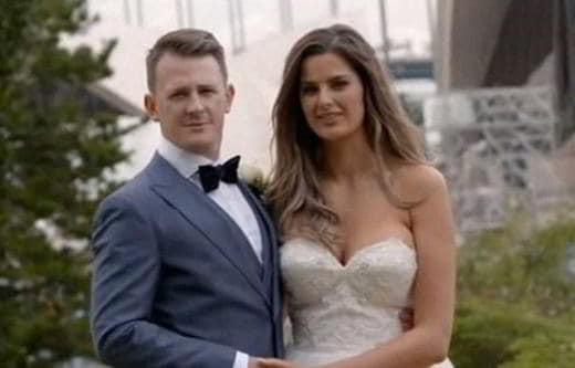 Cheryl e Jonathan Matrimonio a prima vista Australia