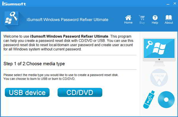 Windows Password Refixer