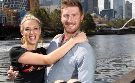 Nick e Sharon di Matrimonio a prima vista Australia