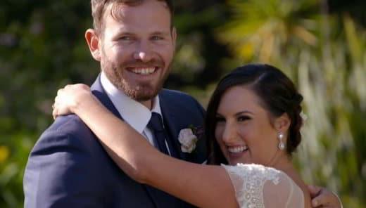 Andrew e Vanessa di Matrimonio a prima vista Australia