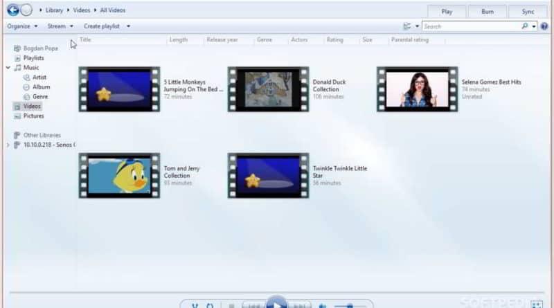 Come ripristinare Windows Media Player su Windows 10