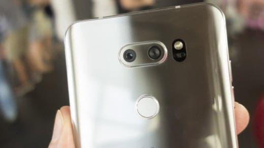LG V30 fotocamera - Migliori smartphone per foto 2018