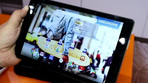 tablet batteria dura molto