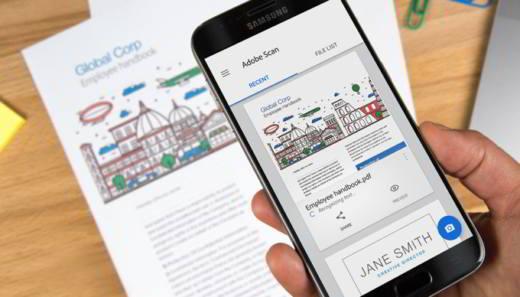 adobe scan - Come inserire la firma in un file PDF