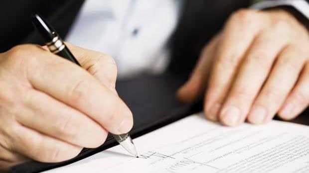 Come inserire la firma in un file PDF