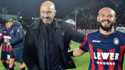 Pagelle Crotone 2017/18