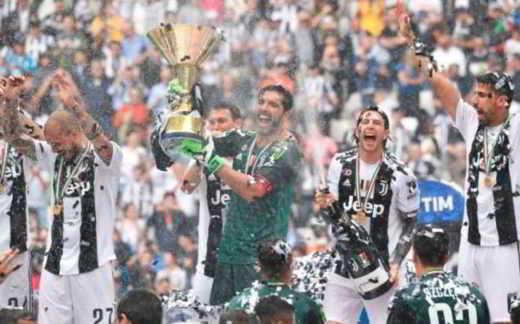 Pagelle Juventus 2017/18