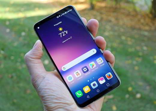 smartphone con batteria removibile