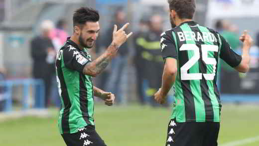 Pagelle Sassuolo 2017/18