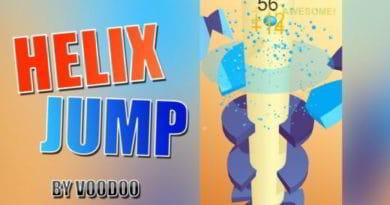 trucchi helix jump voodoo 390x205 1 - Guida, Trucchi e consigli per giocare a Helix Jump