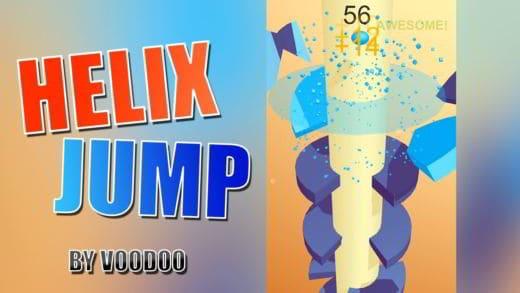 Helix Jump trucchi