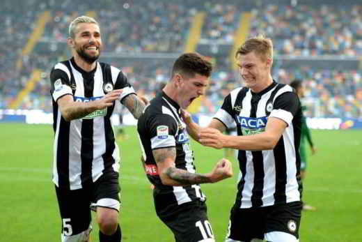 Pagelle Udinese 2017/18