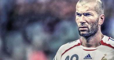 zinadine zidane 390x205 1 - Zinedine Zidane in arte Zizou