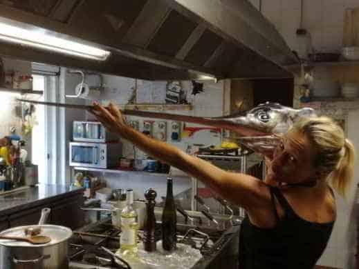 Margherita Olivieri Hell's Kitchen