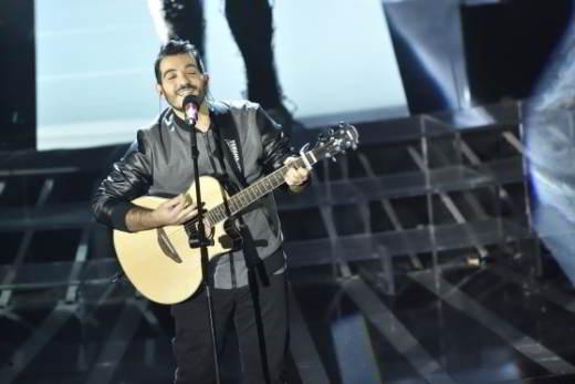 Mario Garrucciu X Factor