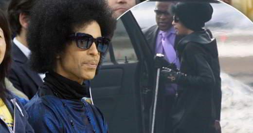 Prince prima di morire