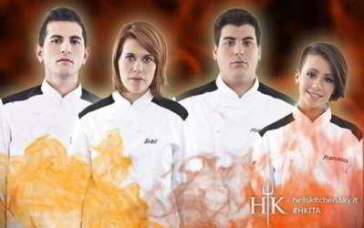 hells kitchen italia 1 - Che fine hanno fatto i concorrenti di Hell's Kitchen Italia (prima stagione)