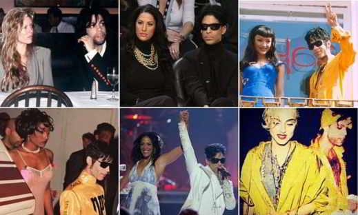 Tutte le donne di Prince