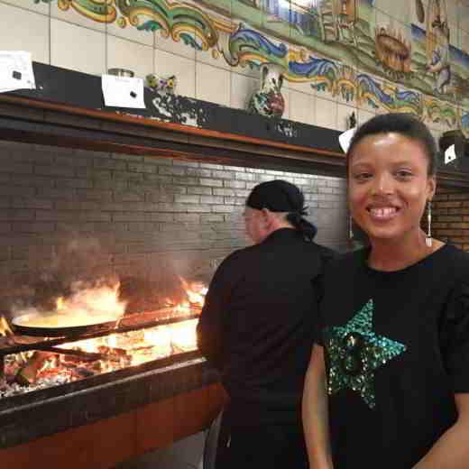 Lorenza Alcantara hell's kitchen