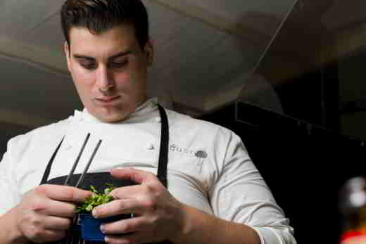 Matteo Grandi hell's kitchen