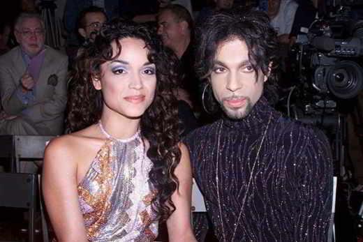 Mayte Garcia e Prince