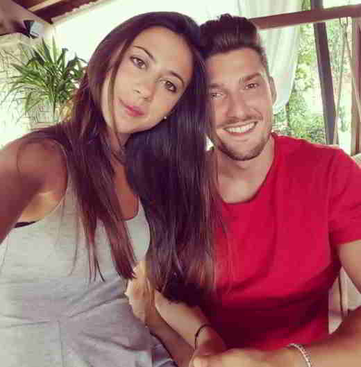Dario Loda e Claudia Merli Temptation Island 2015