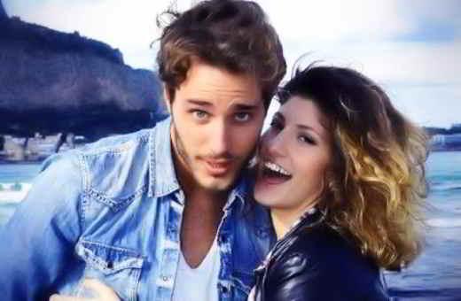 Giorgia Lucini e Manfredi Ferlicchia Temptation Island 2014