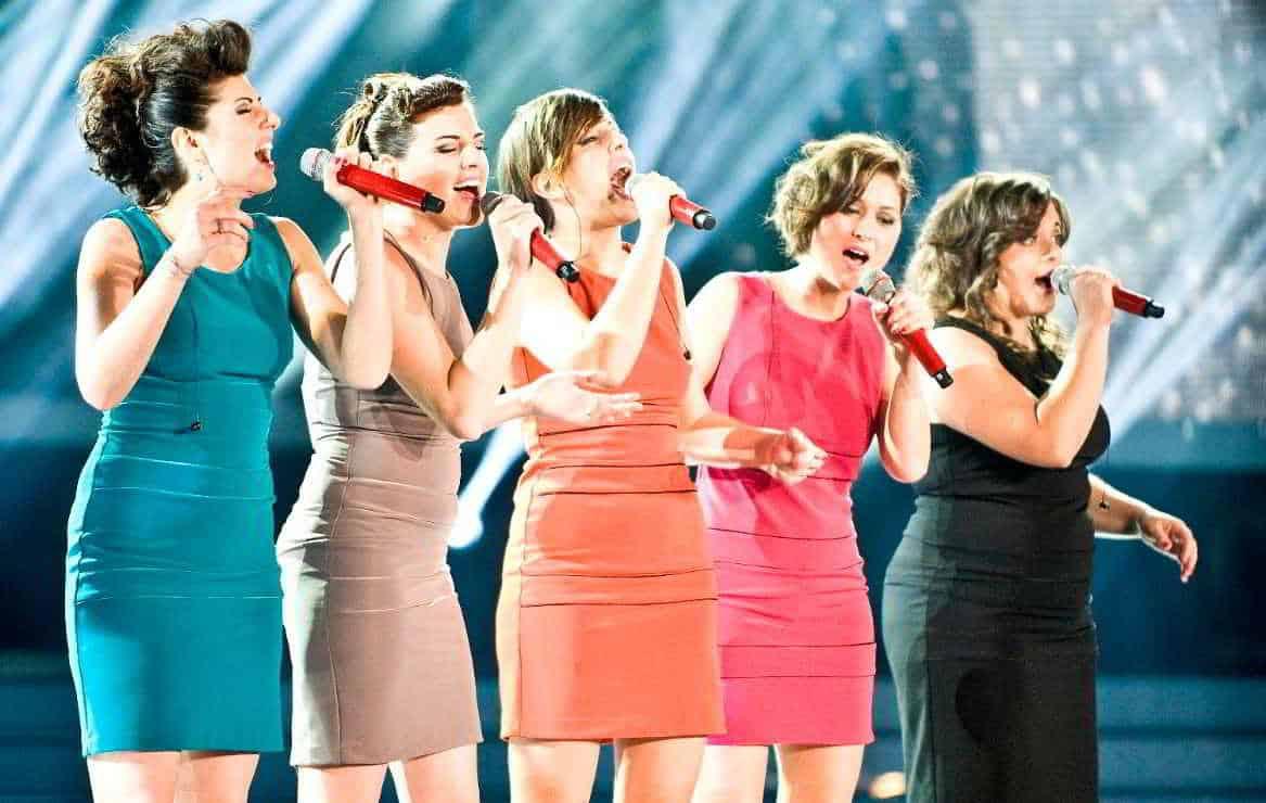 Le 5 Five Sisters X Factor