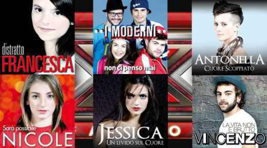 Xfactor5 concorrenti - Che fine hanno fatto i concorrenti di X Factor 5