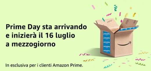 amazon prime day - Amazon Prime Day 2018: migliori offerte