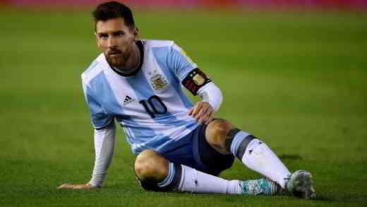 Argentina di Messi fuori dai Mondiali
