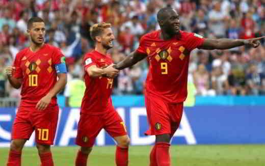 Belgio terzo classificato ai Mondiali