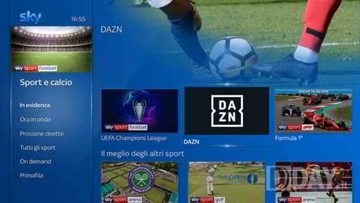 come risparmiare abbonamenti calcio sky dazn - Sky, DAZN, Mediaset Premium e NowTV: come risparmiare con i nuovi abbonamenti per il calcio in TV