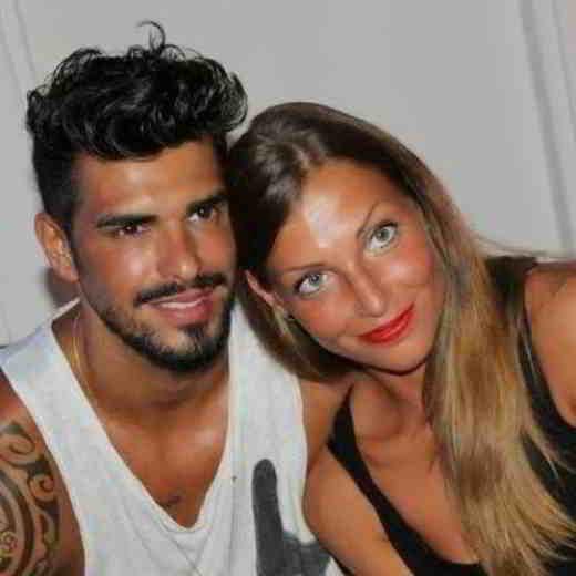 Tara Gabrieletto e Cristian Galella Temptation Island 2014