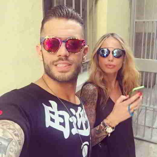 Gianmarco Valenza e Aurora Betti Temptation Island 2015